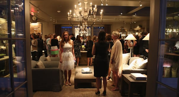 Restoration Hardware Celebrates The Opening of RH GREENWICH: The Gallery At The Historic Post Office With The Greenwich Internat