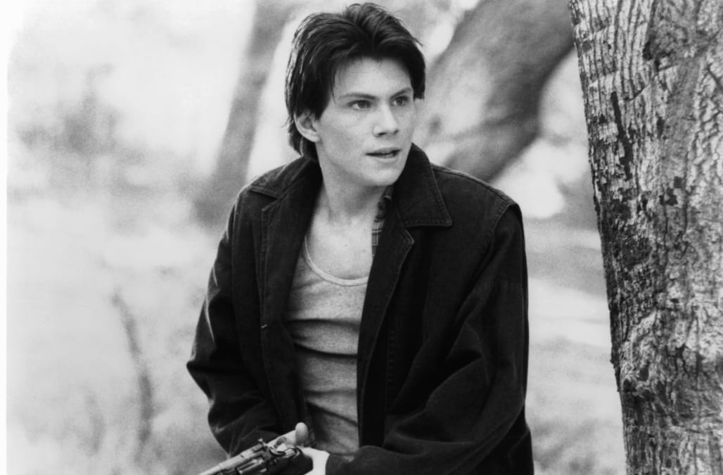 Christian Slater In 'Heathers'