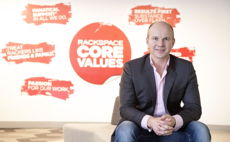 Rackspace ANZ GM Angus Dorney says the Best Place To Work Award recognised the company's commitment to...