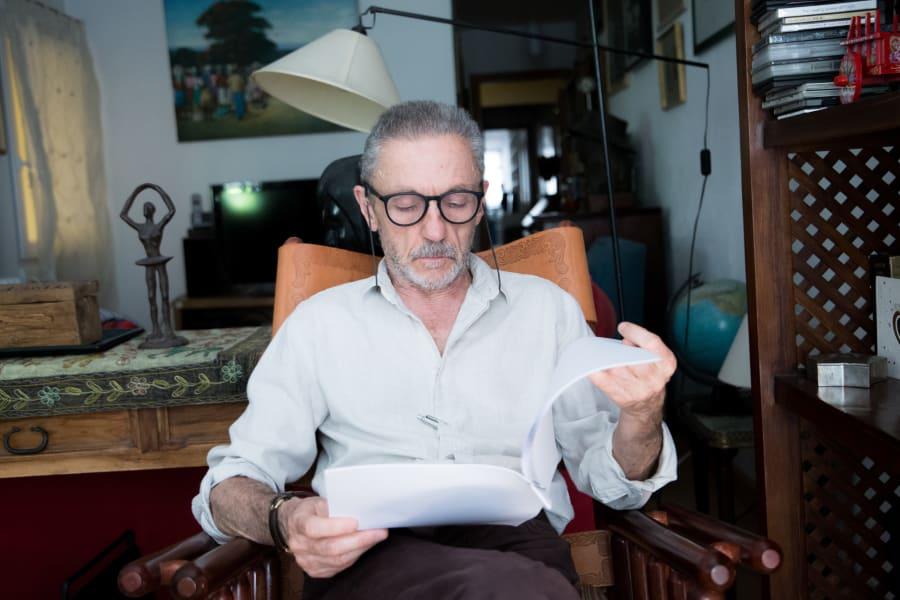 Entrevista a Luis Suárez-Carreño: