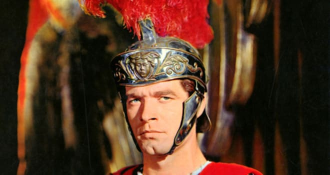 Image result for boyd and heston in ben-hur