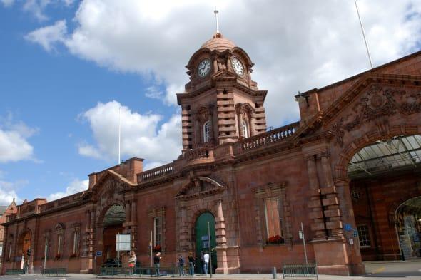 Nottingham midland railway station voted worst in UK