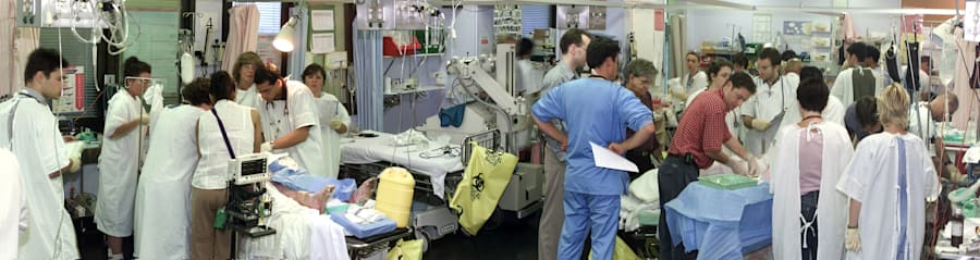 Royal Darwin Hospital's response to the Bali Bombings showed the Federal Government the value of having...