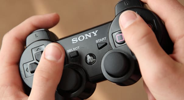 Sony Playstation PS3.