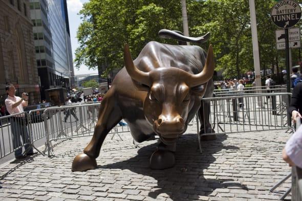 Wall Street Area - Tourists