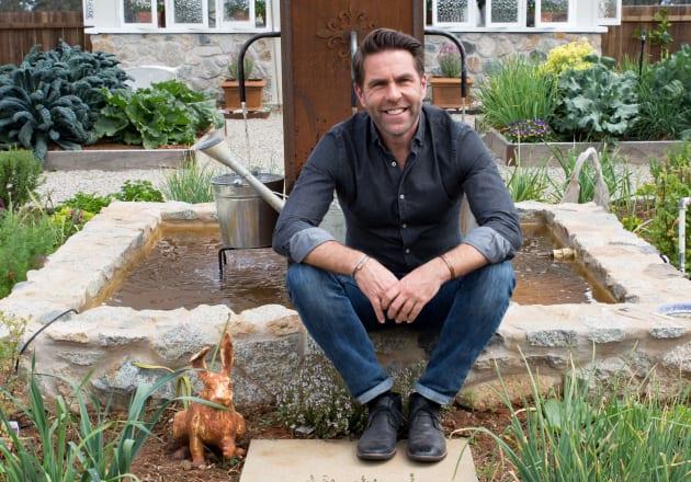 Australian landscape designer, Michael McCoy, is the host of new ABC series, 'Dream