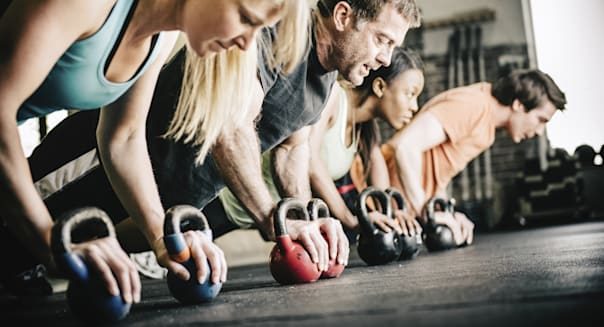 9 Reasons Why You'll Benefit to Join a Gym Right Now - AOL