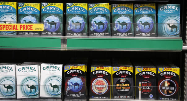 FDA Orders Reynolds to Halt Sales of 4 Cigarette Brands