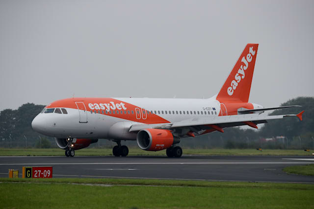 Disneyland New Year holiday ruined as Easyjet flight cancelled