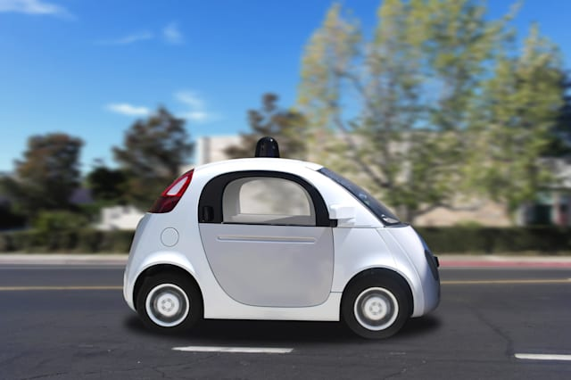 autonomous self driving...