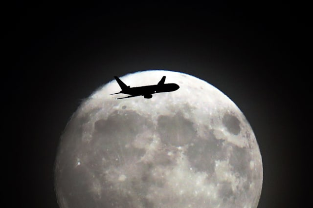 When is the December supermoon?