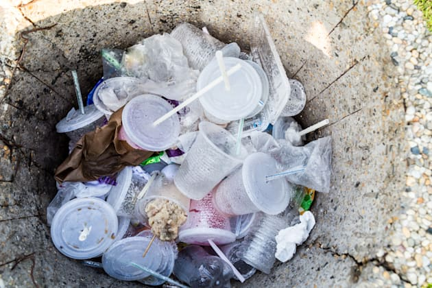 Don't Suck. Stop Using Wasteful Plastic