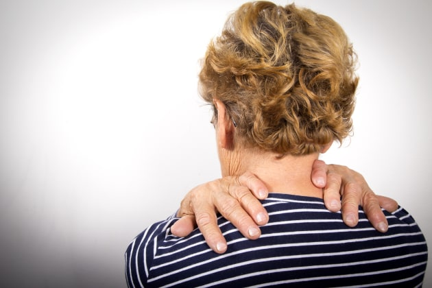 Good spinal health is critical in maintaining older age independence, according to