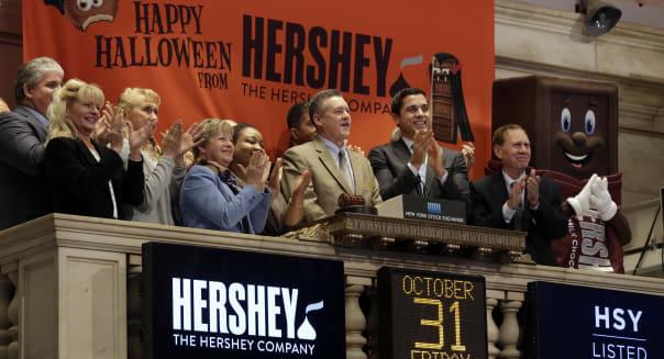 Financial Markets Wall Street The Hershey Company