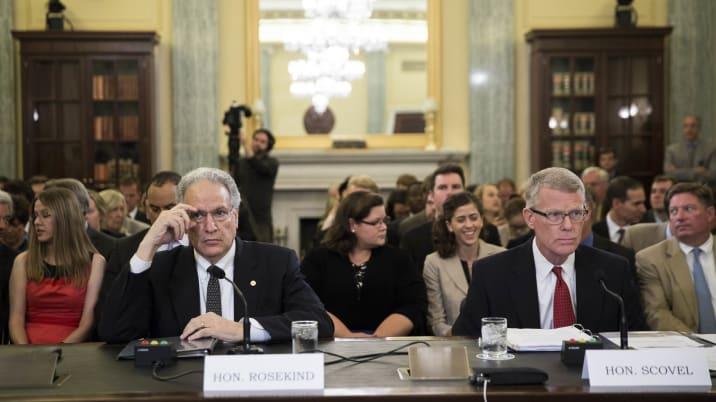 Senate Commerce Committee Holds Hearing On Takata Airbag Recall