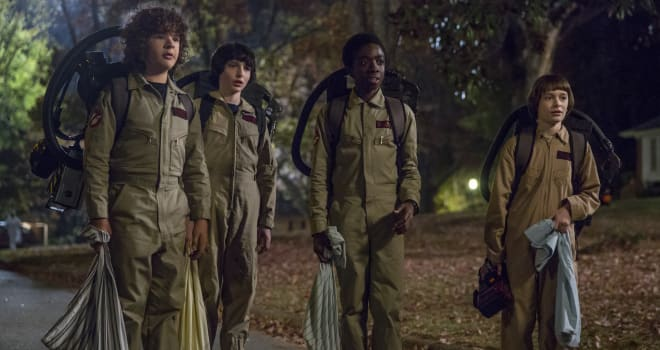 'Stranger Things' Could Run for Four or Five Seasons