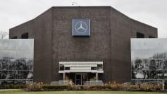 Mercedes headquarters