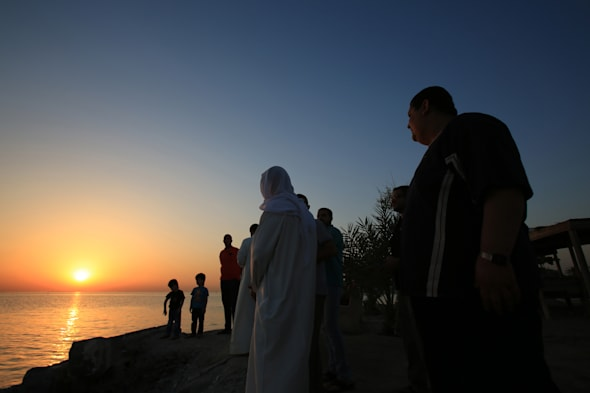 Millions gather to fast and indulge in Ramadan