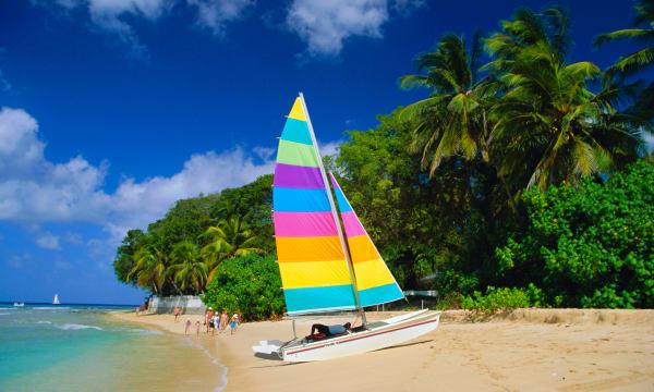 St. James Beach, Barbados, Caribbean, West Indies