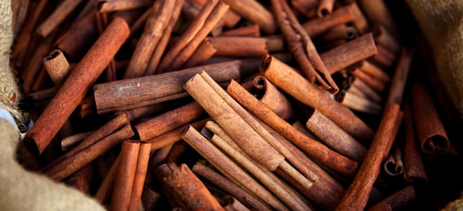 Cinnamon can cool the