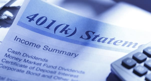 Retirerment Account Statement