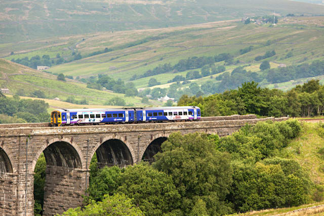 Best train journeys in England