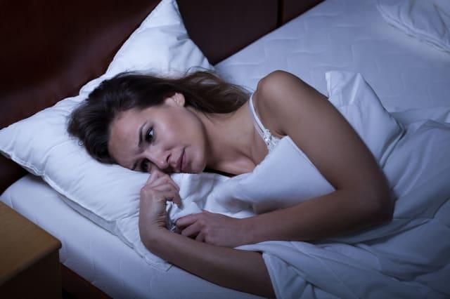Losing sleep over debts