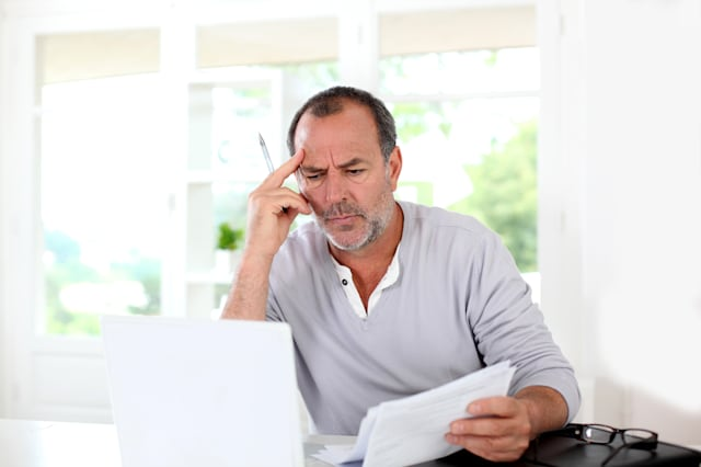 Mortgage nightmare for over 55s