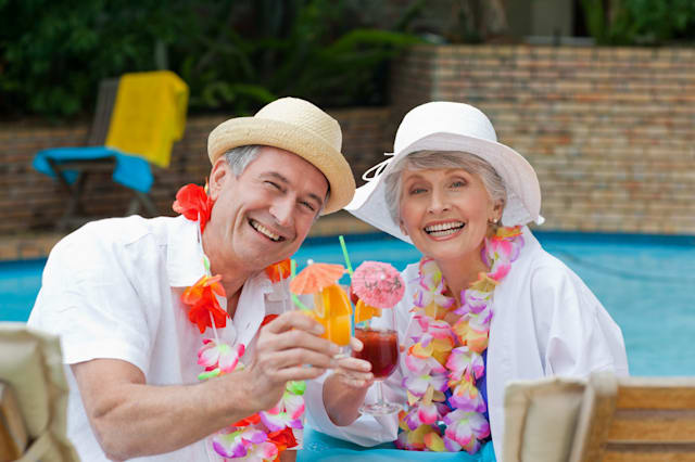 Older people least willing to give up luxuries