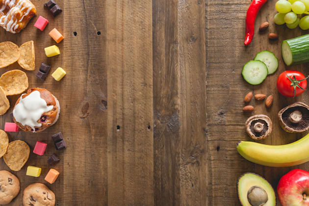 The tenets of a Paleo diet: eat more protein, fats and fibre, and cut out the stuff that our ancestors...