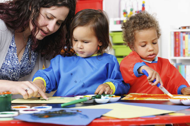 30 hours of free childcare from 2016