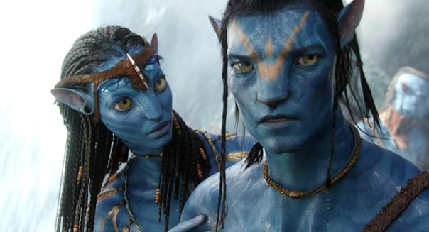 AVATAR (2009) ZOE SALDANA, SAM WORTHINGTON JAMES CAMERON (DIR) 010