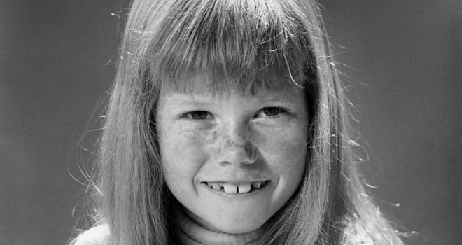 Suzanne Crough, the partridge family