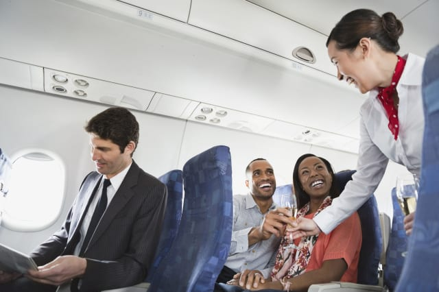 Why this drinks order is most annoying for flight attendants