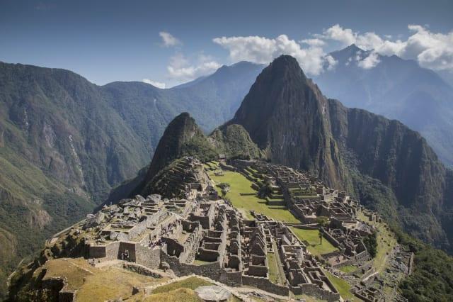 Top ten travel destinations for 2016 Peru