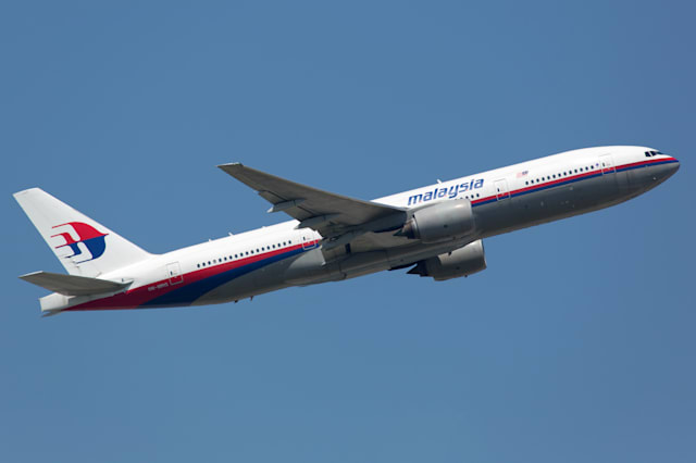 Home flight simulator in MH370 captain's home plotted Indian Ocean course