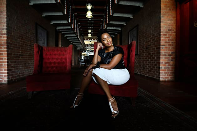 Actress Terry Pheto is carving her niche as a global