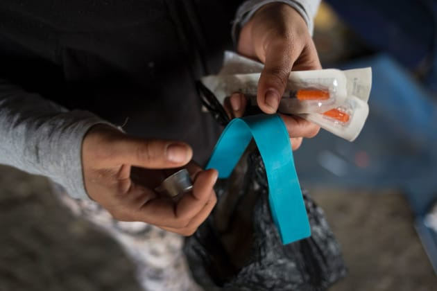 A Focus On Mental Health Could Help End Canada's Fentanyl