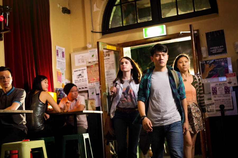 """Ronny Chieng: International Student"" will also come to ABC in"