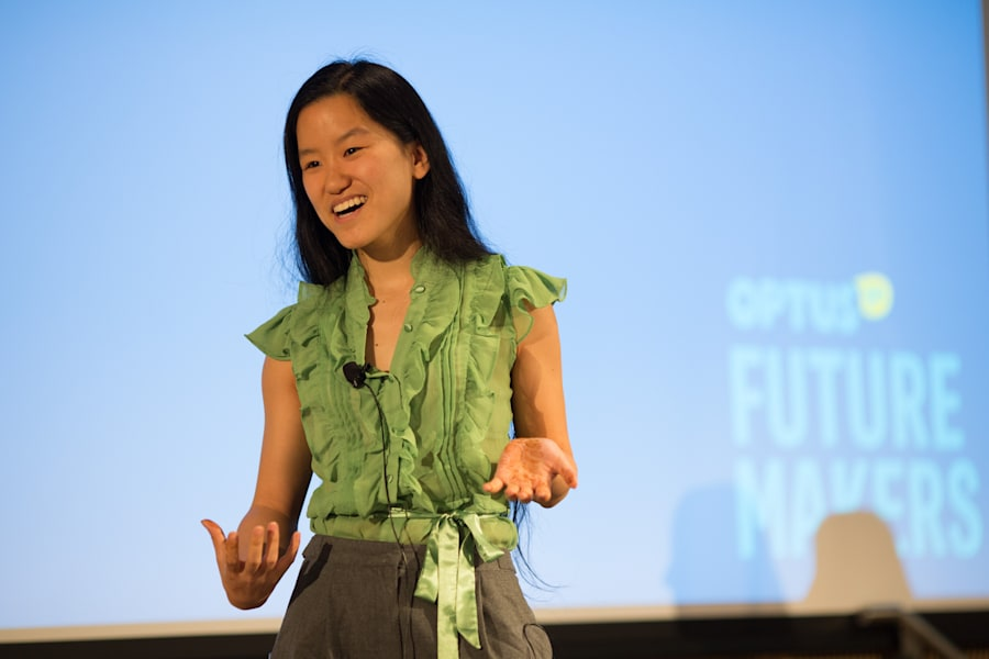 Robotics guru Marita Cheng says you need to keep it simple and avoid using too many technical