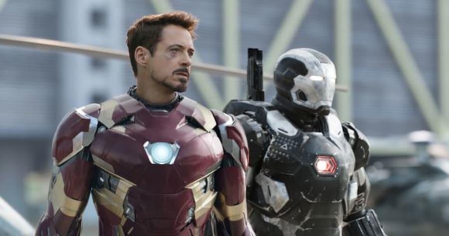 'Avengers: Infinity War' Set Photos Reveal Change to Iron Man's Costume