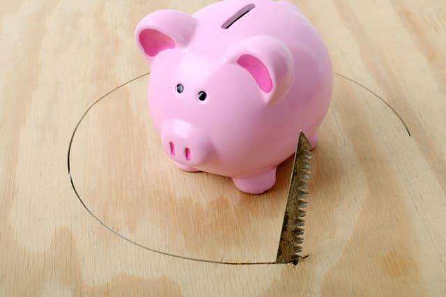 Undermined savings