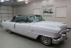 1956 Cadillac Deville Hard Top