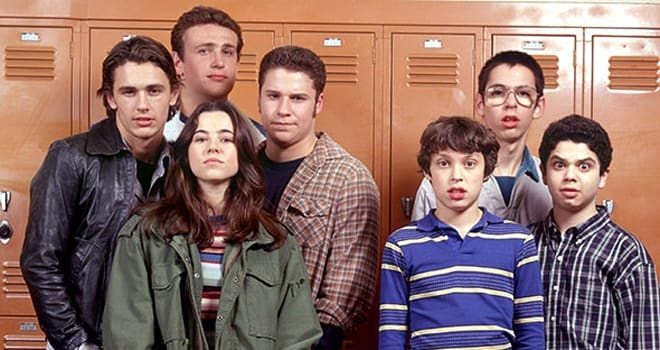 Freaks and Geeks (1999 - 2000) cast