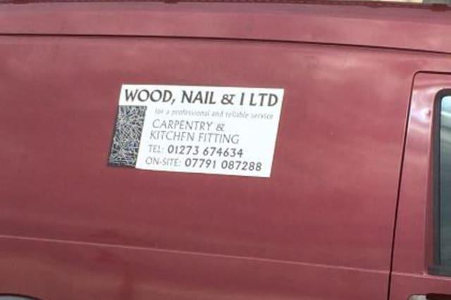 Wood Nail and I