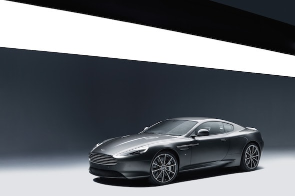 Aston Martin offers glimpse of 2016 DB9 GT at Pebble Beach