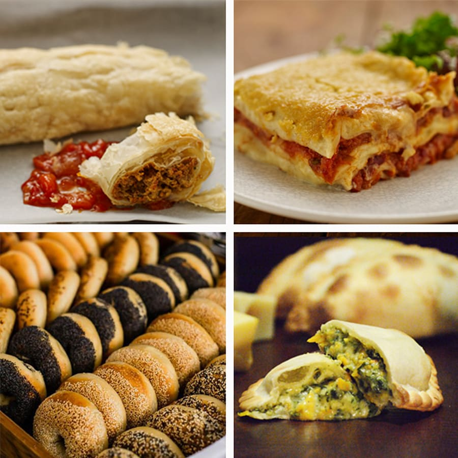 Some of the dishes and meals available from homecooks on the FoodByUs