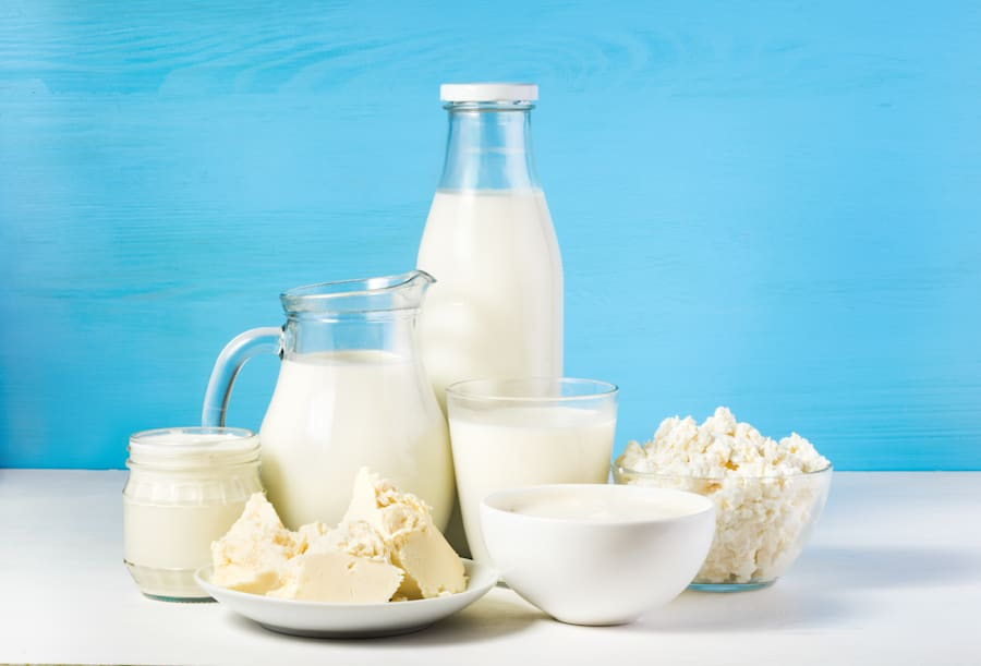 Lactose is an often forgotten type of sugar found in dairy
