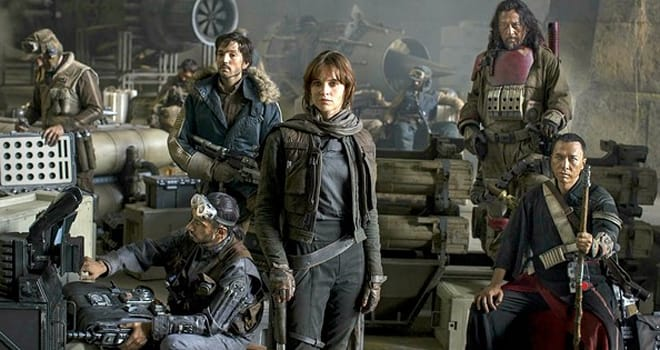 'Rogue One' Blu-ray Coming Soon, But Without Deleted Scenes