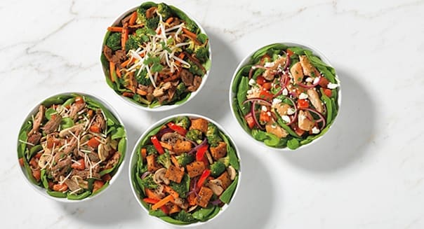 Noodles & Co. introduces Buff Bowls